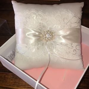 Dresses & Skirts - Ring Bearer Pillow
